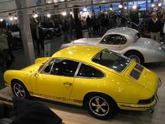 cars yellow germany 911 porsche classics bremen carrera