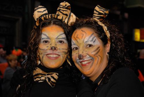 Chicas tigre