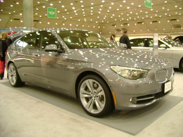 bmw carshow 2010 granturismo 550 baltimoremd baltimoreconventioncenter motortrendinternationalautoshow 550li