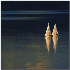 Dream for two (Nespyxel) Tags: light sea two lake sailboat reflections boats lago bravo mare sailing dream sails barche vale riflessi due luce umbria trasimeno sogno reflexes challengeyouwinner navigando exploreworthy superlativas magicunicornverybest pleasedontusethisimageonwebsites blogsorothermediawithoutmyexplicitpermissionallrightsreserved