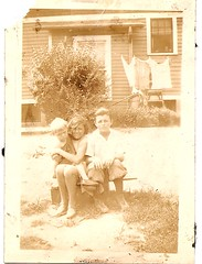 Tierney siblings, Jamaica, NY circa 1929