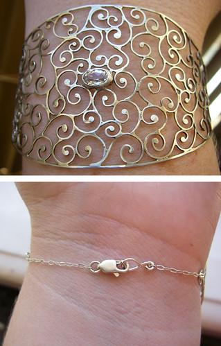 Filigree bracelet 4