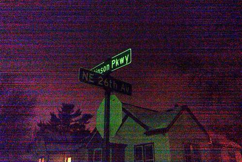 NE 26th Ave & Stinson Parkway