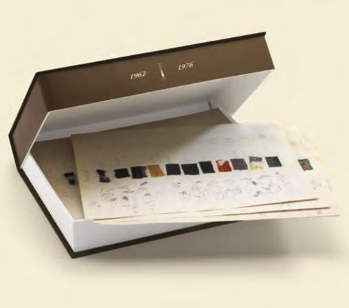 Yves Saint-Laurent, l'Œuvre Intégral, 1962-2002