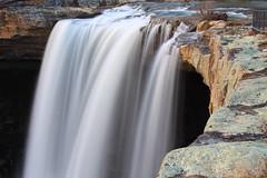 Noccalula Falls (BamaCanon) Tags: water canon eos waterfall long exposure slow alabama falls noccalula gadsden 50d napg bamacanon