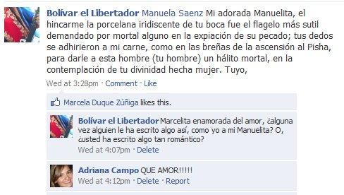 Bolivar Manuelita
