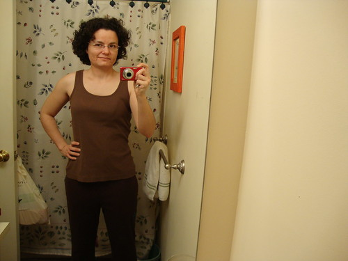 McCall's 4664: front of workout pants