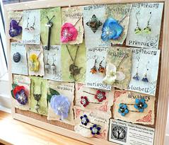 Wychbury Board (Wychbury Designs) Tags: uk flower vintage handmade buttons crafts medieval earrings etsy brooches necklaces pendants folksy cib wychbury