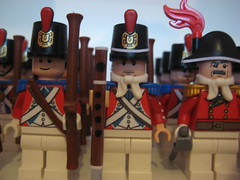 Flotist (Tileo (tizian13)) Tags: infantry foot lego duke wellington artillery historical british wars guards 1815 1812 napoleonic grenadiers
