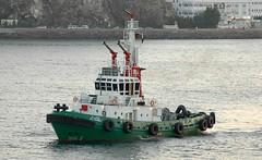 Al-Qabil (Gerry Hill) Tags: cruise harbor persian gulf harbour coastal tug oman pilot patrol seas brilliance mutrah alqabil