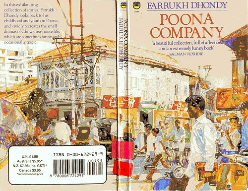 Poona Company Cover