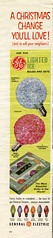 1966 GE Ad for Lighted Ice (JeffCarter629) Tags: christmas christmaslights vintagechristmas gechristmaslights geadvertisments