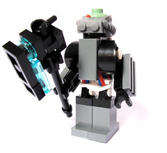 """The Cyber Urag"" (Stylo_) Tags: post lego future win vignette paprika apoc minifigures urag"