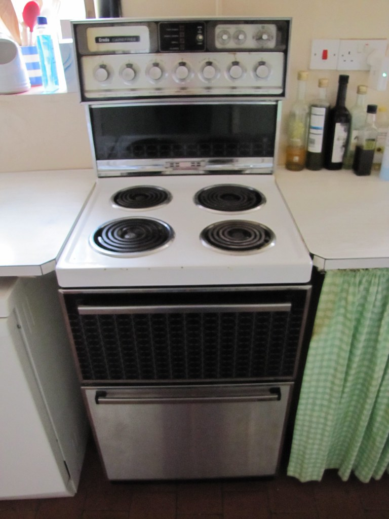 1970's New World electric cooker