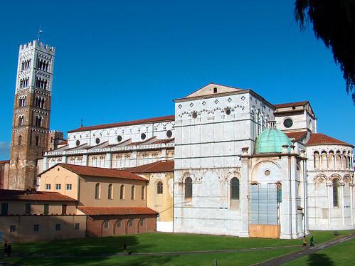 Il Duomo di Lucca, Toscana