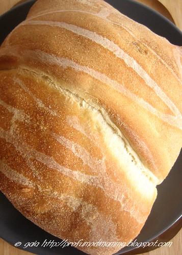 Pane con sorpresa