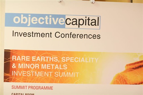 Objective Capital Rare Earths Conference