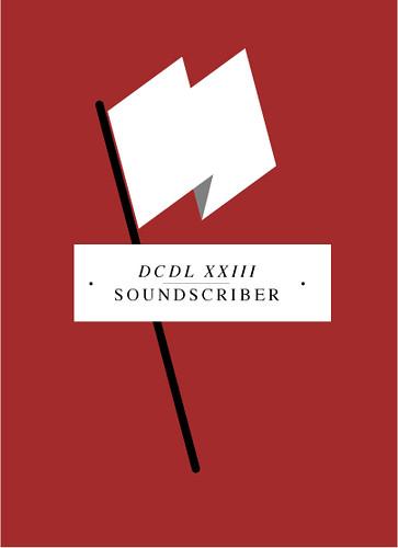 DCDL XXIII | Sounscriber - © Valerian Goalec