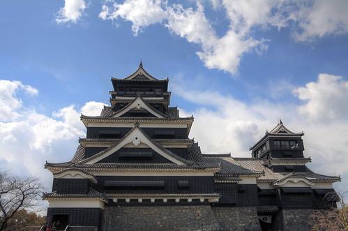 Kumamoto Castle HDR #6