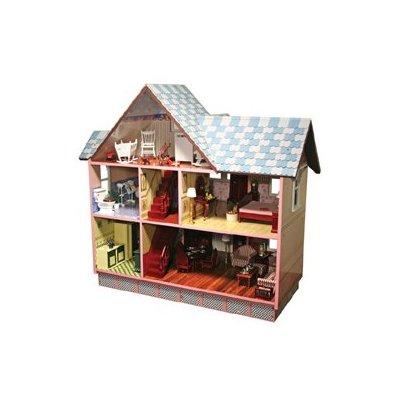 Melissa /& Doug Classic Heirloom Victorian Wooden Dollhouse