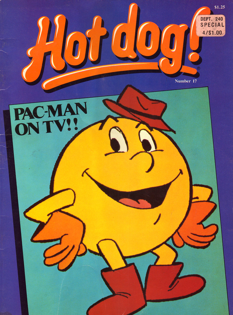 I wish I could still get a subscription to Hot Dog! | Branded in ...