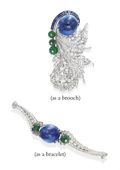 PF - brooch - braqcelet