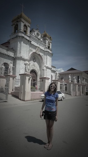 The Church of Sta. Catalina de Alejandria (Carcar, Cebu)