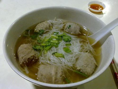 Beef Ball Noodle