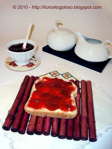 Confettura di fragole e menta (1)