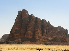 Lawrence's 7 Pillars of Wisdom (cmphotoroll) Tags: wadirum lawrenceofarabia worldwidewandering 7pillarsofwisdom nikonp90 jordantelawrence