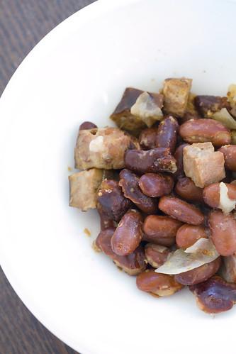 Kielbasa and Beans 2