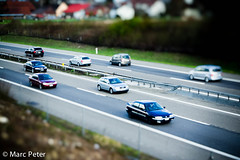 Tilt-shift speedway (MACPIT) Tags: a550 sonyalpha550 macpit