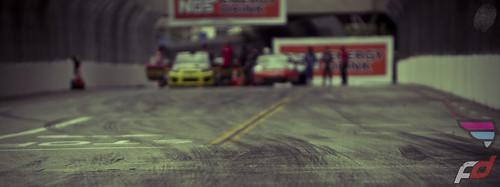 Formula Drift 2010 - RD 1 - Long Beach