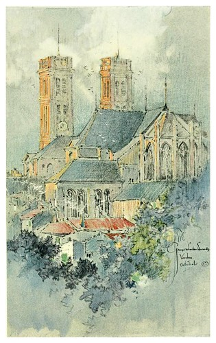 007-Catedral de Verdun-Vanished halls and cathedrals of France 1917- Edwards George Wharton