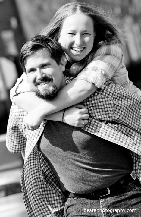 Amanda and Sean