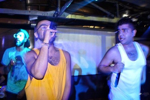 Das Racist live in Rome - Akab
