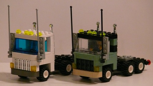 Cab-Over Trucks
