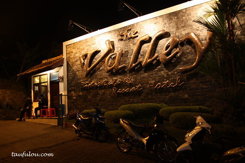 Image result for the valley bistro bandung
