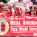 RNs Lead Community Rally in NYC June 22 to Heal America
