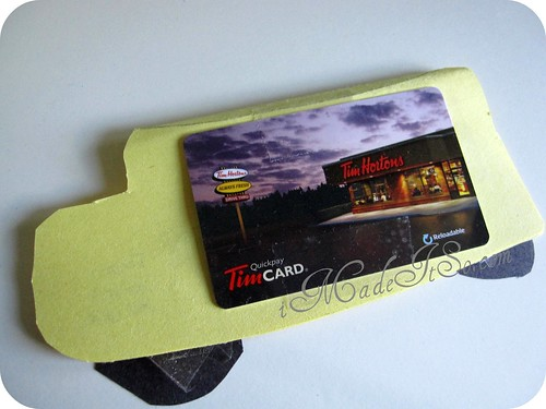 gift card tim hortons school bus