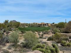 Troon North Pinnacle #1 from tee 369 (tewiespix) Tags: troonnorth golfcourse golf pinnacle phoenix scottsdale arizona
