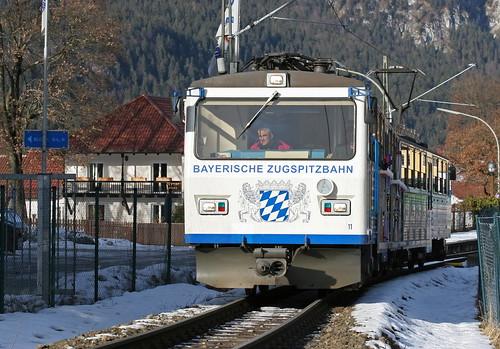 BZB Beh 4/8 11 Garmisch-Partenkirchen