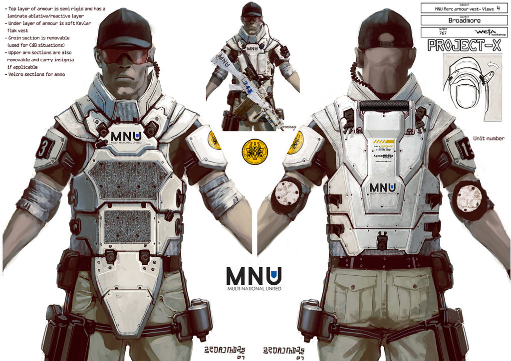 Sector 9 uniforme MNU