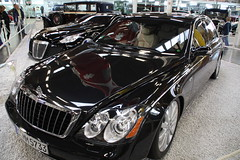Moderner Maybach (pilot_micha) Tags: auto car museum germany deutschland d oldtimer maybach halle2 technikmuseum badenwrttemberg sinsheim automuseum autoundtechnikmuseum autotechnikmuseumsinsheim
