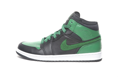 "Air Jordan 1 Retro Phat Premier ""Boston Celtics"""