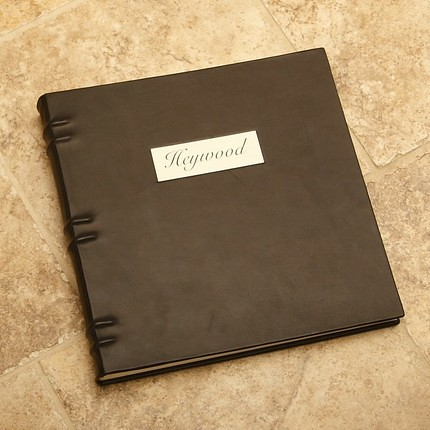 12 x 12 Personalized Photo Album