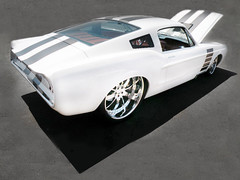 1968 Custom Supercharged Mustang (miqaelee) Tags: boss blackandwhite cars ford automobile nevada gray bad almostbw odd 1968 mustang reno custom 2009 phat supercharged owf racingstripes hotaugustnights coolcars 418 motorvehicles obt blackandwhitephotos bloodsweatandgears flickrtoday anythingeverything slowride carscarscars americanmusclecars 24inchrims 1000000carphotos thegreatsouthwest mustangsunlimited americanmuscledotnet flickrautomotive worldofclassiccars blackandwhitewithahintofcolour nikoncoolpixp80 digitalartfx theenvyofphotoshopphotoart picturesofthecar custommustangs insaneautomotivephotography auto123 itsmyartkissoffifyoudontlikeit sweetselectivecolor cartistic bestamericanmusclecars theauto simplycars hotrodsonly mustangsnewandold 196768mustangs bwcarphotography