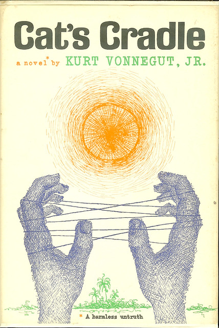 The daily struggles in life in cats cradle by kurt vonnegut