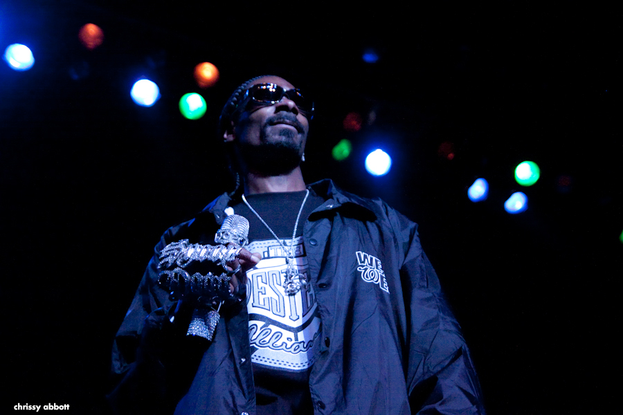 Snoop Dogg at Rams Head Live