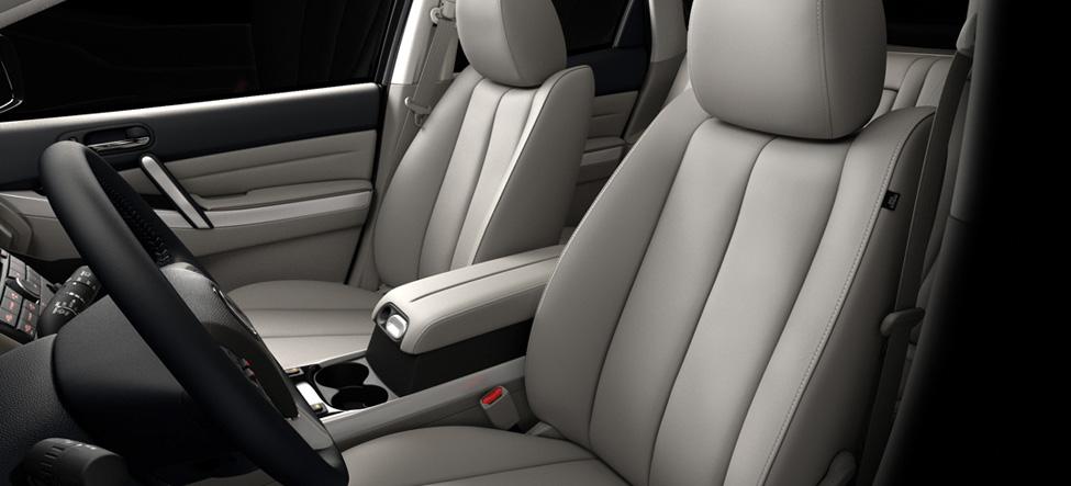 2010 Mazda CX-7 Interior